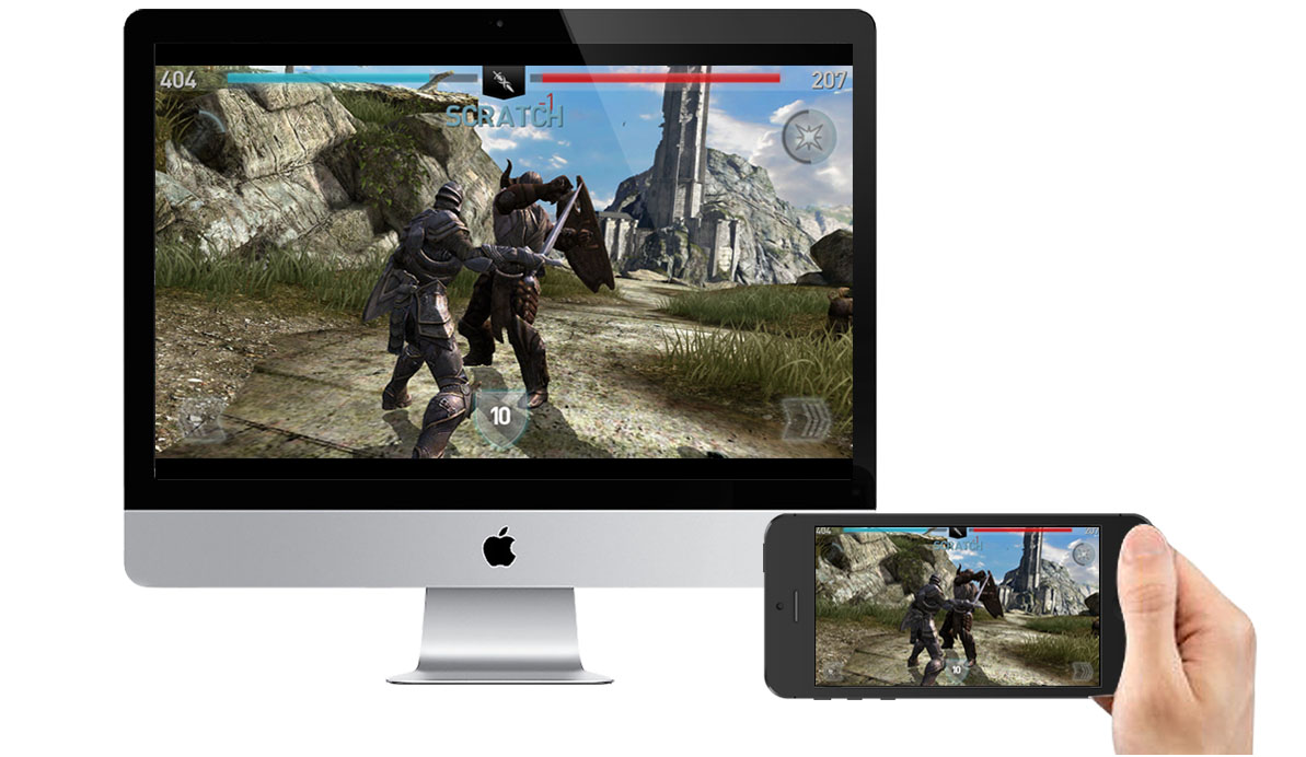 X Mirage Airplay Receiver Airplay For Windows Mac